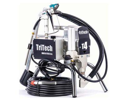 Pompe airless Tritech T4